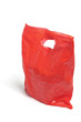 Red Plastic Bag