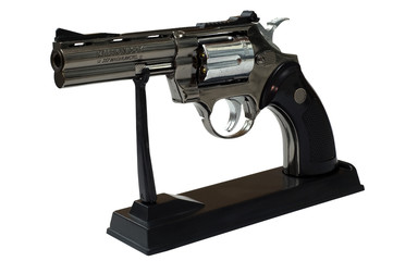 Toy pistol lighter