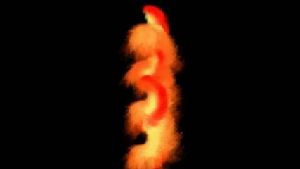 color smoke,seamless loop