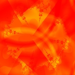 computer generated bright abstract background