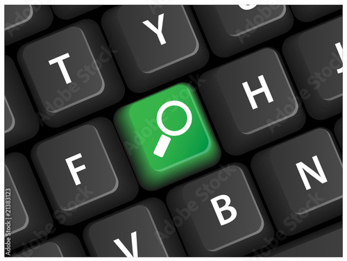 """SEARCH"" key on keyboard (find ok go button)"