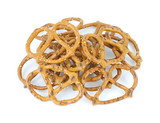 Group of pretzels