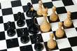 Chess: standoff kings