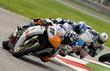 Постер, плакат: competizione campionato superbike