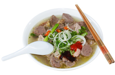 Pho Beef Noodles