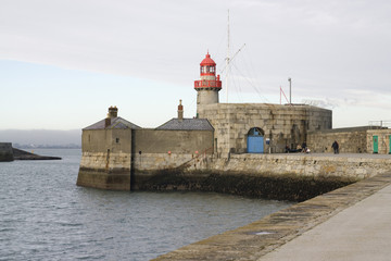 Dublin lighthouse