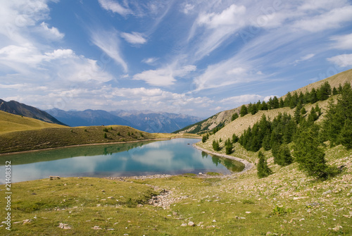 Lac de Sainte Marguerite 02 © Camp's