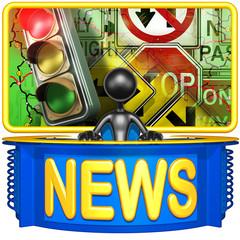 Traffic Report News
