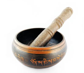 Buddhistic Singing Bowl