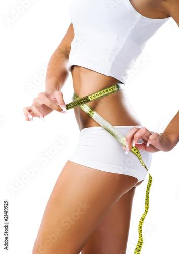 Как в талии похудеть на 3 см