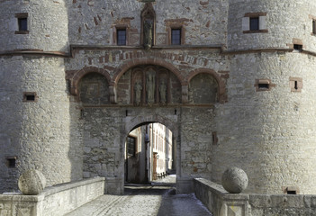 Eingangstor Festung Marienberg, Würzburg
