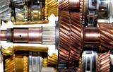 Automotive transmission poster