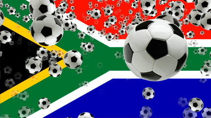 South Africa Football World Campion Ship