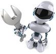 Robot et réparation