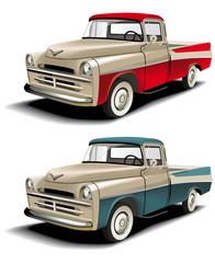 50s styles pickup