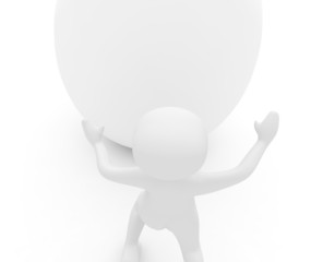 female push big egg