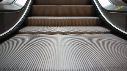 escalator upstairs