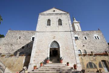 Church of St. John the Baptist, Ein Karem, Jerusalem