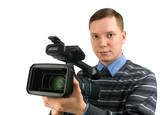 Cameraman poster