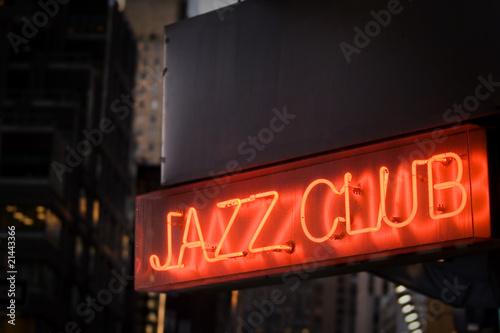 Jazz Sign - 21443366