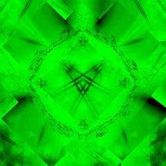 computer generated green abstract background