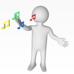 Le Chanteur