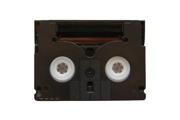 Video mini DV format cassette