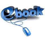 Ebook online blue poster