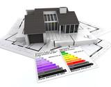 energy efficient architecture poster