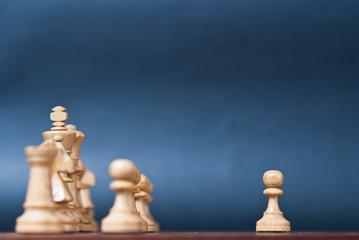 Białe szachy