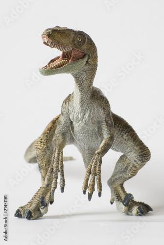 Velocirraptor Poster