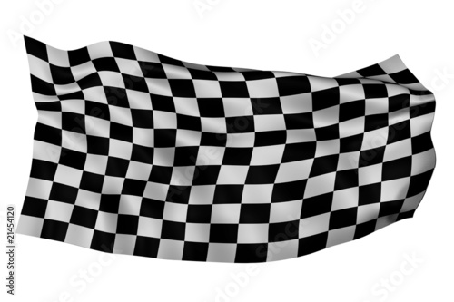 drapeau damier noir et blanc formule 1 photo libre de droits sur la banque d 39 images fotolia. Black Bedroom Furniture Sets. Home Design Ideas