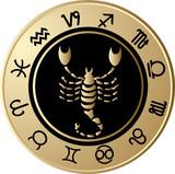 Horoscope Scorpio poster