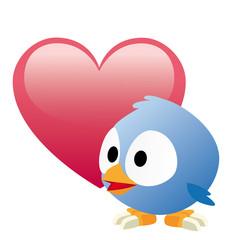 oiseaux amour
