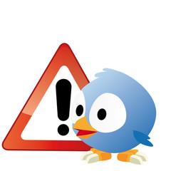 oiseau urgent