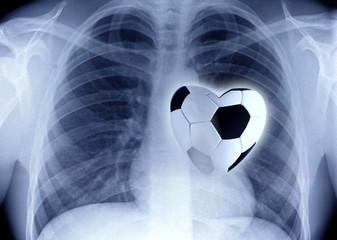 Fussball Herz © Jolisha