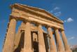 Doric temple in Agrigento