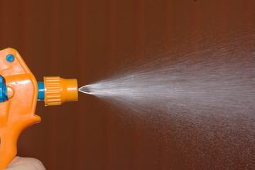 a sprinkling sprayer