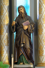 Statue of Saint Cyril