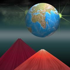 planette terre