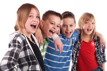 Kids im Studio