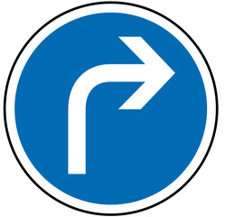 Tourner à droite