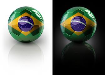 Pallone da calcio Brasile