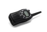 Black walkie talkie poster