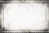 Fototapety BW film background