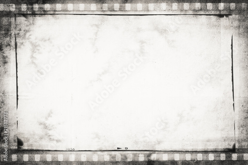 BW film background