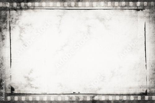 BW film background