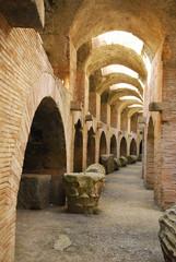 Amphitheater Wandelgang