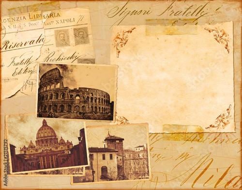Lettre romaine