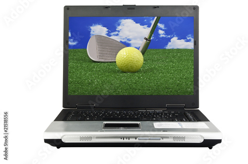 Notebook Golf 01 03 10